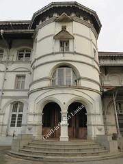 Post & Telegraph Office Tower, Kandy