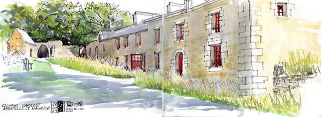 Clohars - Abbaye Saint Maurice - 16 07 2021