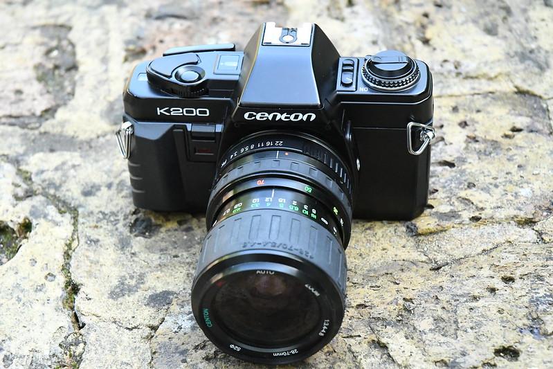 Centon K200 Front