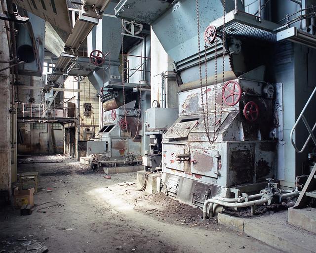 power plant X