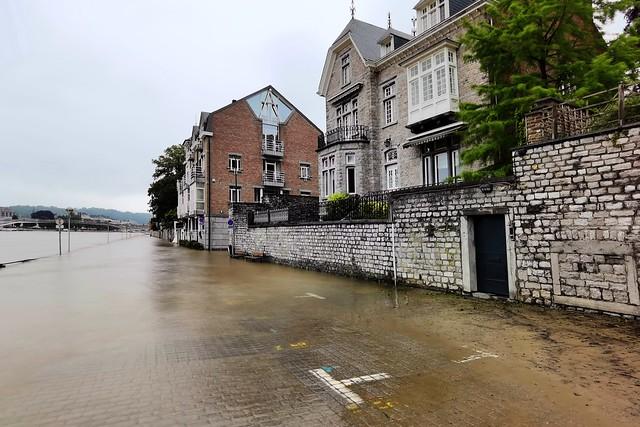 9947 - Inondations Quai de Meuse