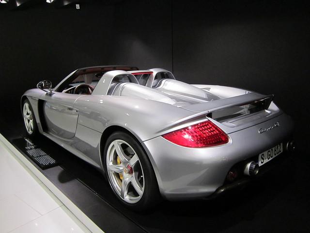 Porsche Carrera GT - Porsche Museum, Stuttgart 2019