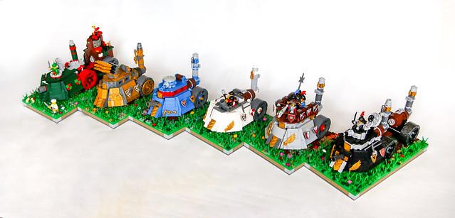 Empire Steam Tanks