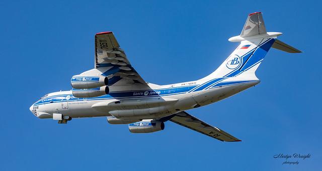 Volga-Dnepr Airlines IL76TD-90VD