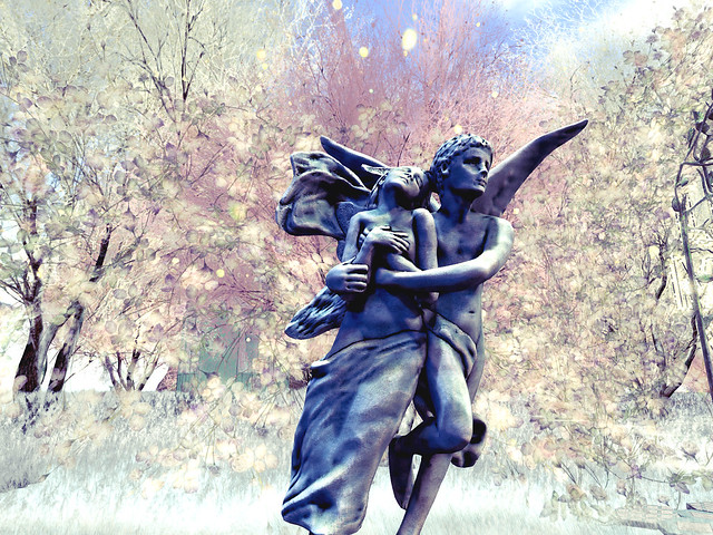 Luane's Magical World - The abduction of Psyche