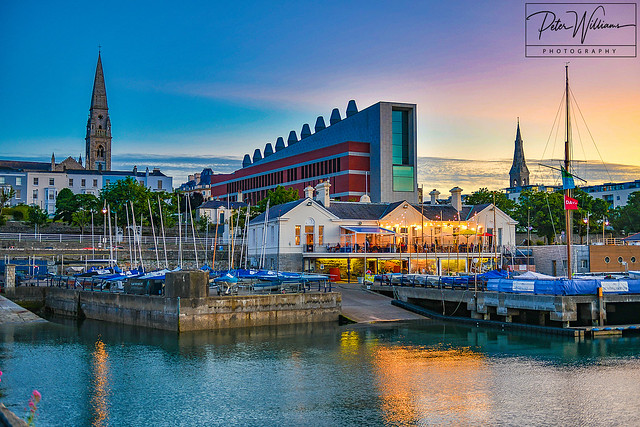 Dun Laoghaire - National Yacht Club