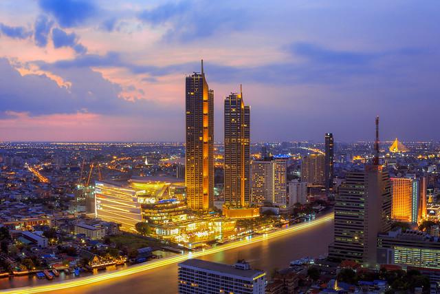 Twilight, Icon Siam Shopping mall, Bangkok