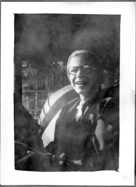 1930s motorist