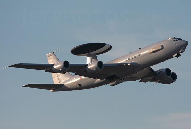 AWACS E-3F