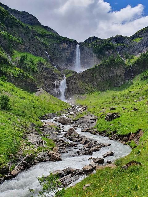 Geltenschutz waterfalls