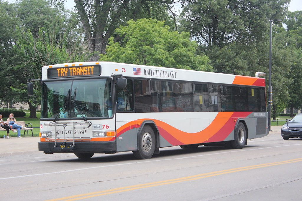 Iowa City Transit 76