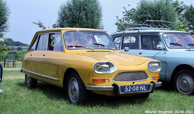 Citroën Ami 8 Club 1970