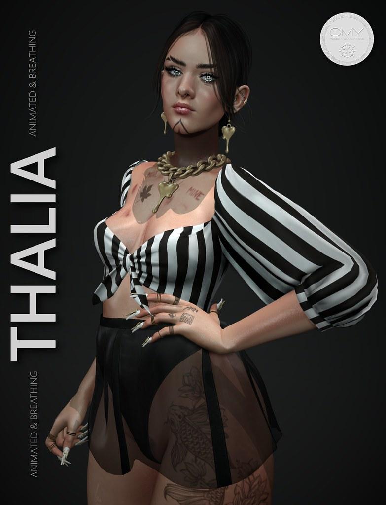 Thalia @ TLC