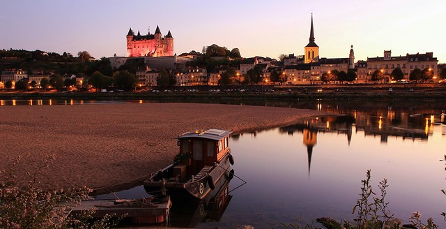 Saumur, Maine-et-Loire, Pays de la Loire