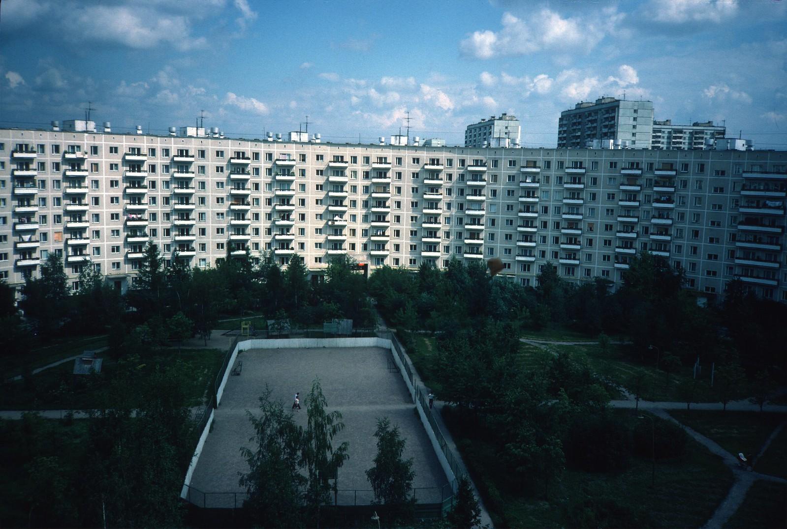 Матвеевское. «Круглый дом»