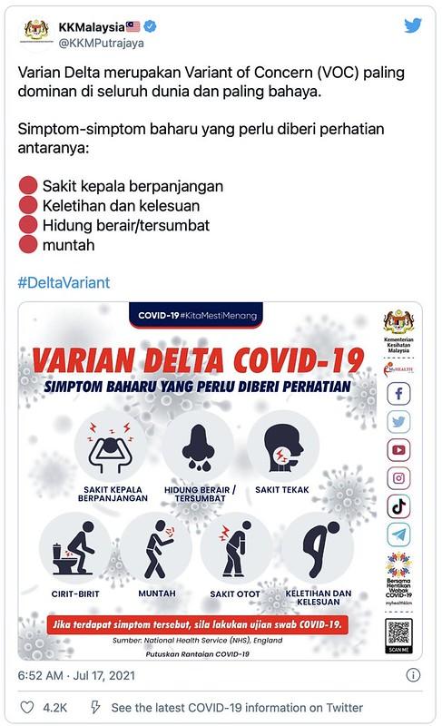 Varian Delta