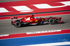 Fernando Alonso - Ferrari F138 Ferrari V8 2.4 (Scuderia Ferrari)