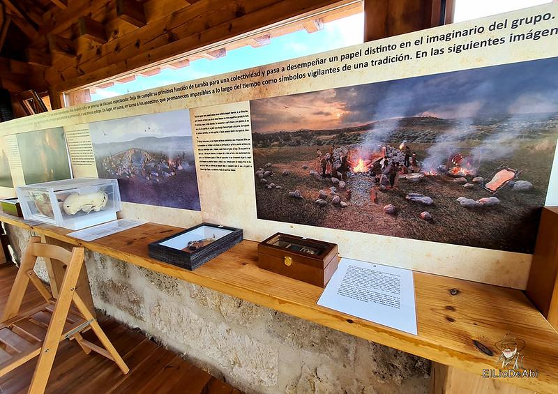 Visita guiada al dolmen El Pendón y su Museo en Reinoso (17)