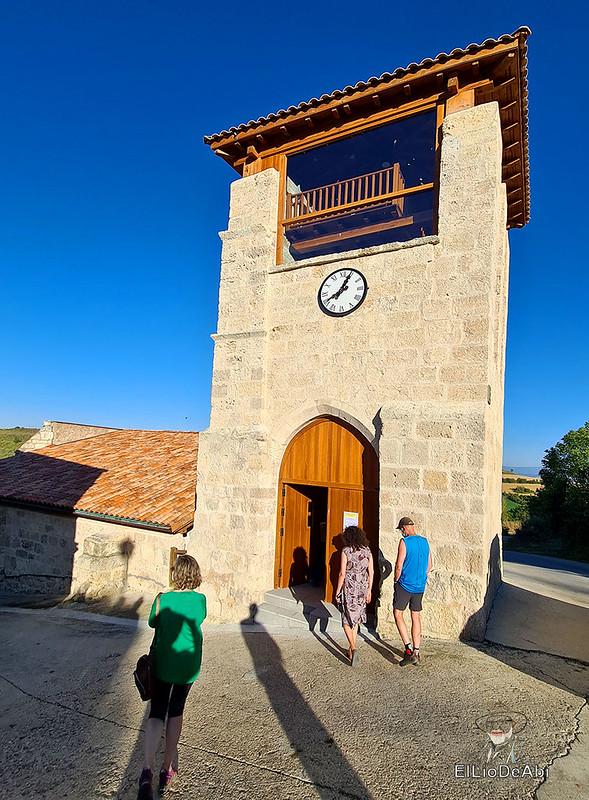 Visita guiada al dolmen El Pendón y su Museo en Reinoso (13)