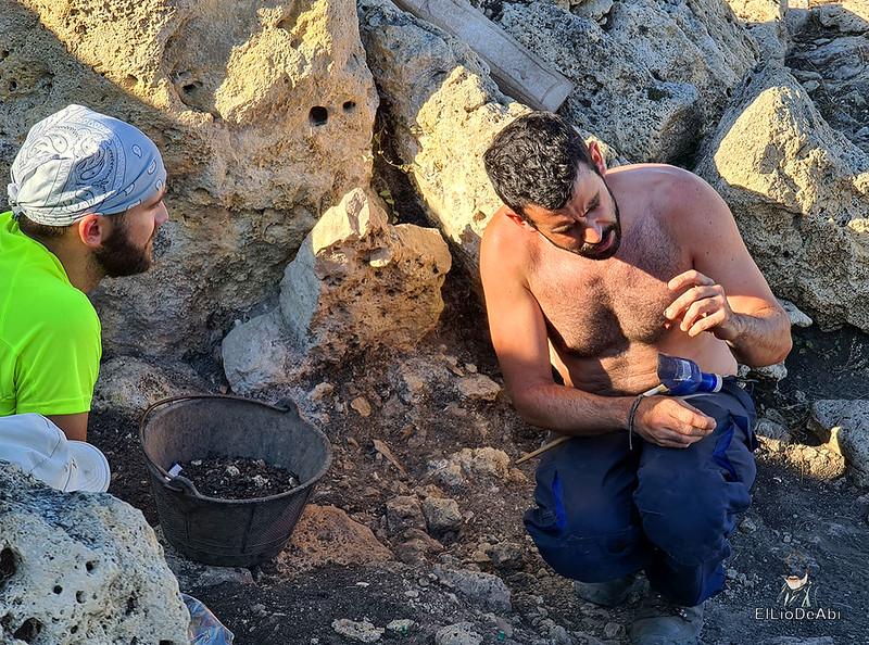 Visita guiada al dolmen El Pendón y su Museo en Reinoso (7)