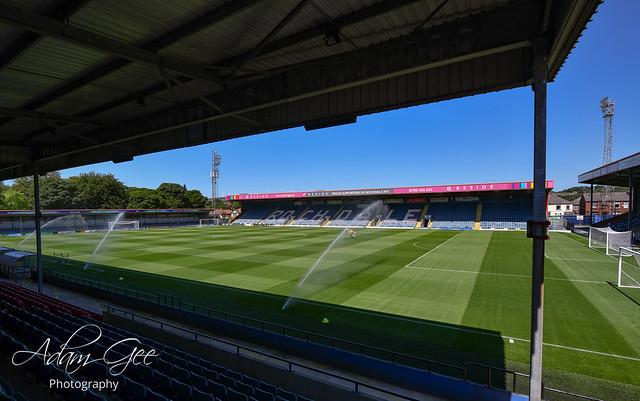 Rochdale AFC vs Fleetwood Town FC 17/07/2021