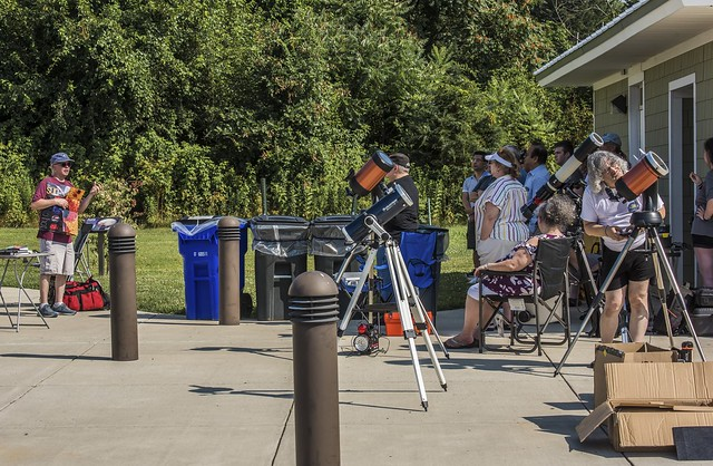 Lecture on Safe Solar Observing and Photographing