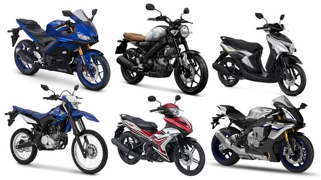 Jenis Motor Yamaha