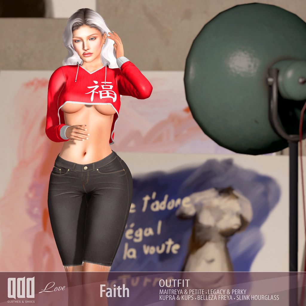 New release – [ADD] Faith Outfit