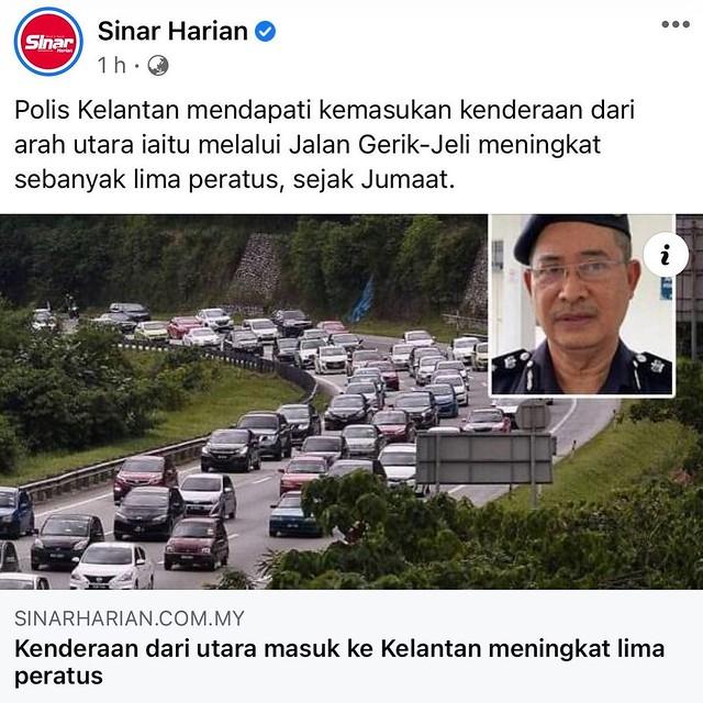 Sjr Balik Kelantan
