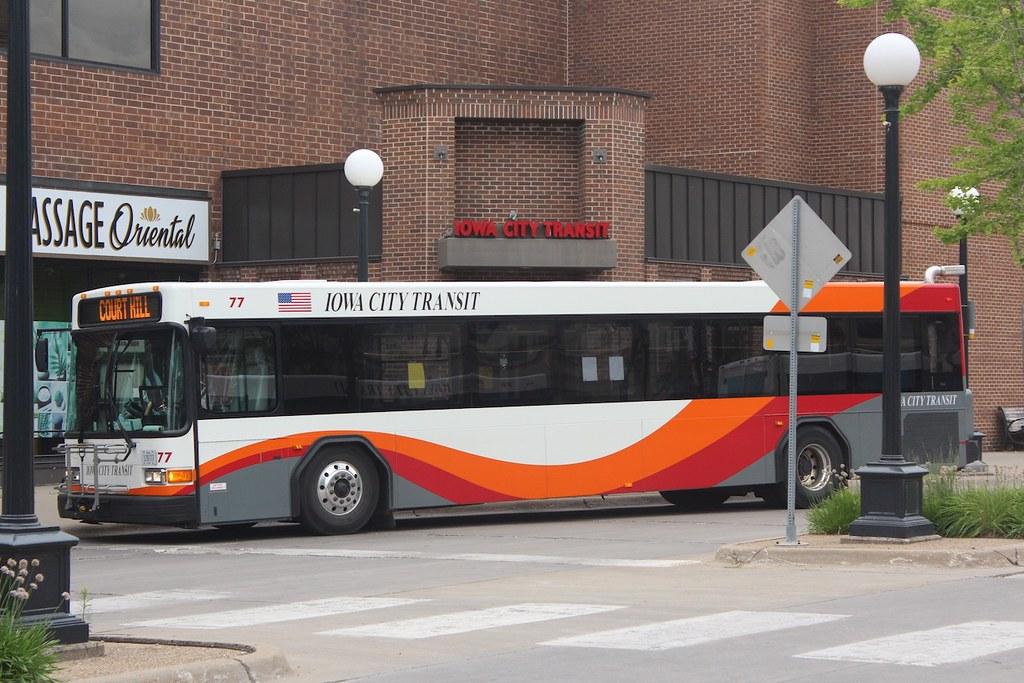 Iowa City Transit 77