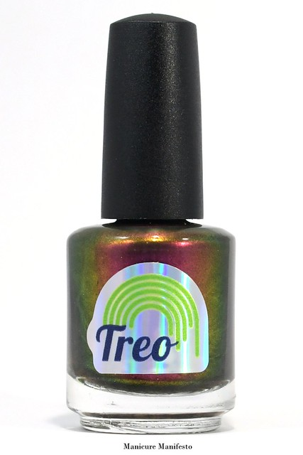 Treo Lacquer Darkness My Old Friend