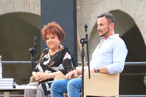 Orietta Berti a Cesena - Foto Sandra e Urbano