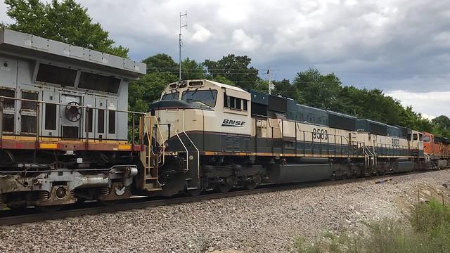 BNSF 9583