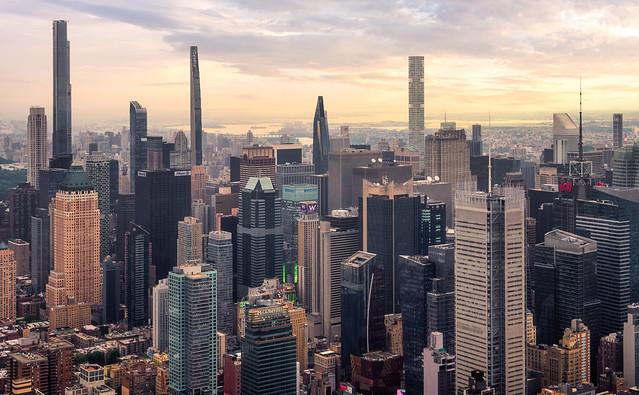 Mine is taller.. | Manhattan