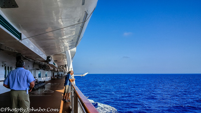 On Deck - NCL Star-1