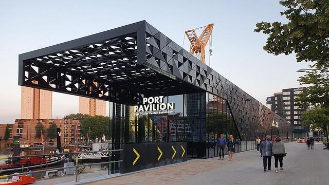 Port Pavilion Maritiem Museum