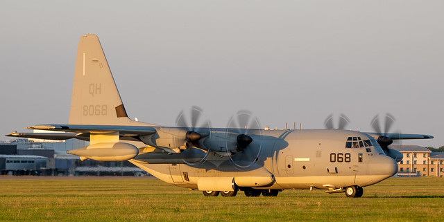 USMC KC-130J 168068/QH-068