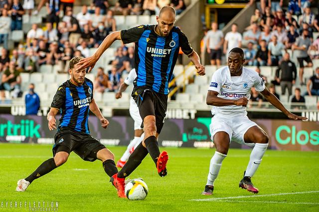 SUPERCUP - Club Brugge - RC Genk 3-2