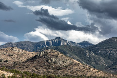 Hard Rock Geology - Davis Mountains Preserve, Texas