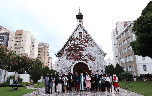 Santa Missa - Inscriptio e Consagração Perpétua - Santuário de Schoenstatt Tabor Esmagadora da Serpente (17/7/2021)
