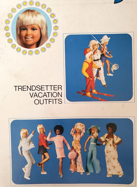 More Trendsetter outfits.