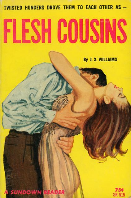 Sundown Readers 515 - J.X. Williams - Flesh Cousins