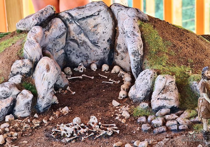 Visita guiada al dolmen El Pendón y su Museo en Reinoso (23)