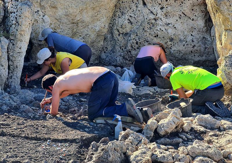 Visita guiada al dolmen El Pendón y su Museo en Reinoso (2)