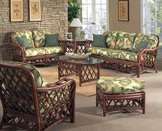 @wickerparadise posted to Instagram: Some daily inspiration for your Sunroom/Living room decor! #livingroom #interior #sofa #decor #interiors #homedecor #interiordecor #homedesign #homestyle #instadecor #decorating #interiordesignideas #interiordesigner #