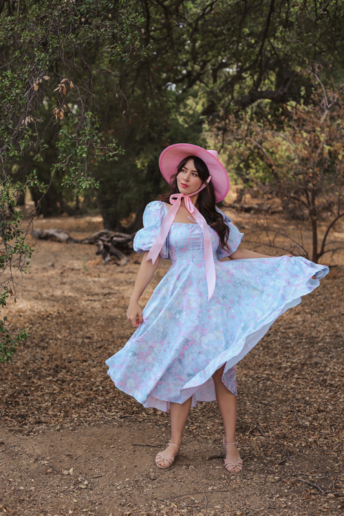 Selkie The Monet Day Dress