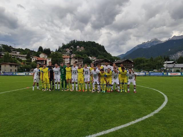 Amichevole: Chievo-Virtus Verona 1-1
