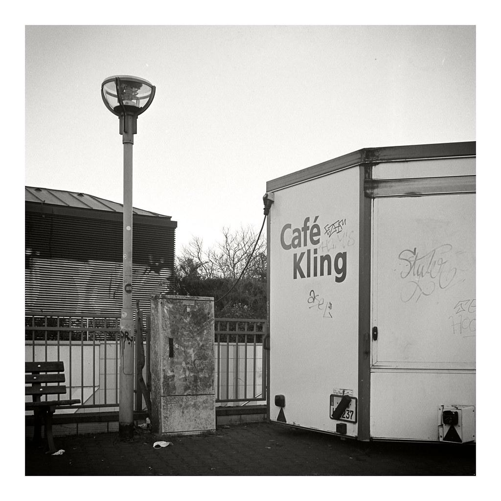 Café Kling im Lockdown
