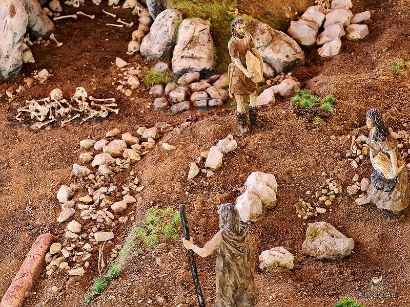 Visita guiada al dolmen El Pendón y su Museo en Reinoso (24)