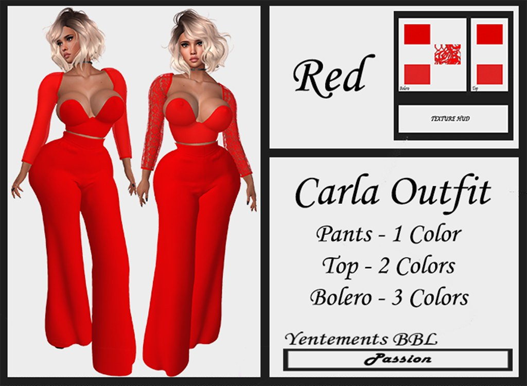 Passion-Carla-Outfit-Red